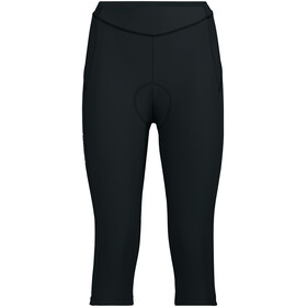 VAUDE Advanced III 3/4 Pants Damen black
